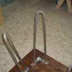 Ножки для стола стальные