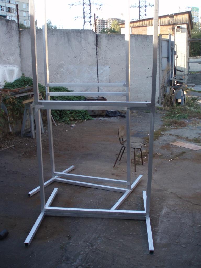 Алюминиевый стенд