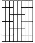 Решетка на окна №78