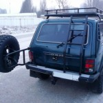 багажник для автомобиля