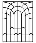 Решетка на окна №93
