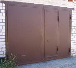 гаражные ворота